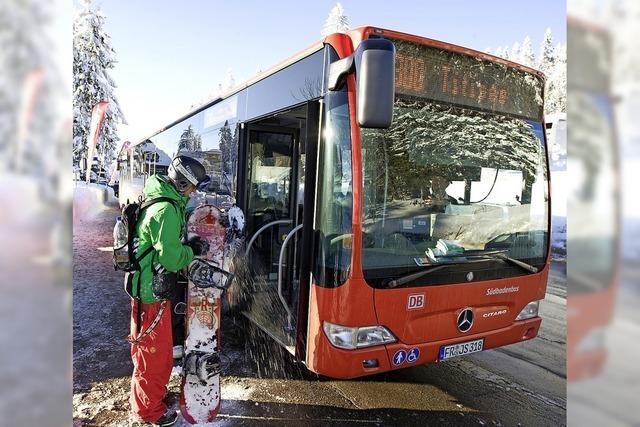 Mehr Busverbindungen
