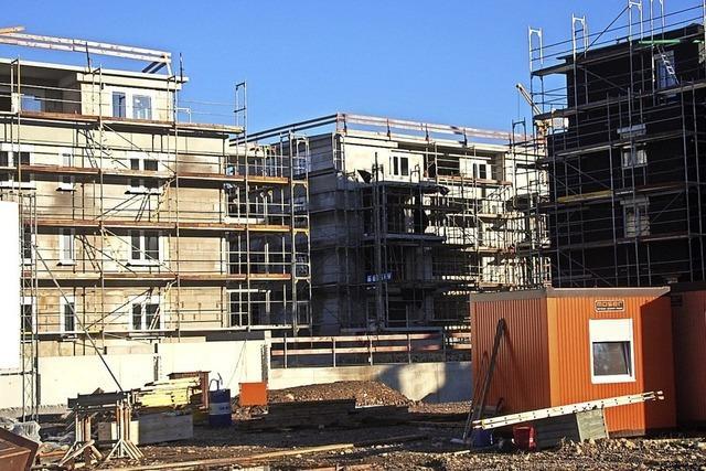 Vier Hektar großes Neubaugebiet in Kirchzarten schafft Wohnraum für 600 Bürger