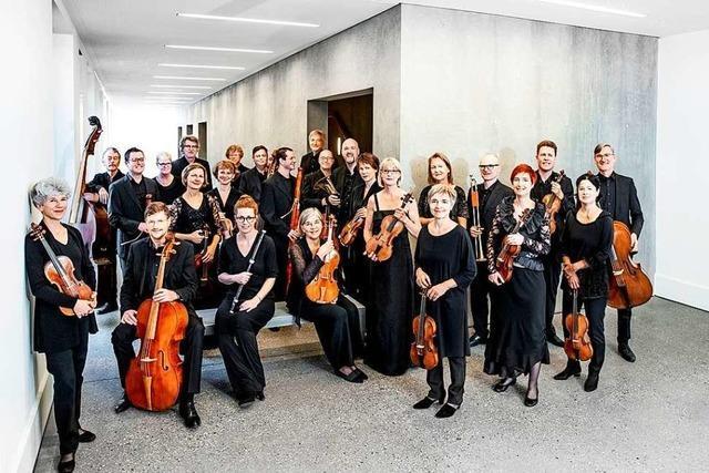 Freiburger Barockorchester mit Beethovens