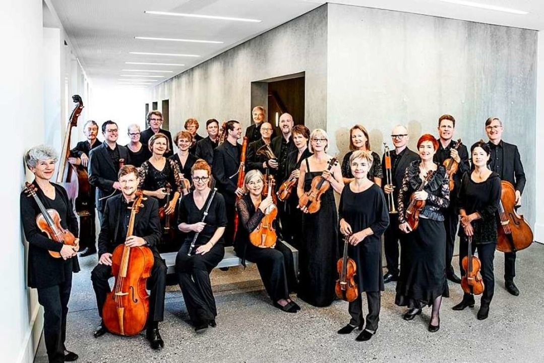 Freiburger Barockorchester  | Foto: Foppe Schut