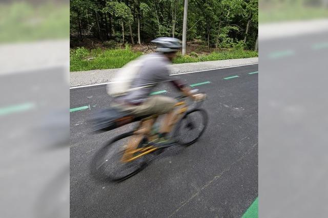 Neue Hoffnung auf schnelle Radspur