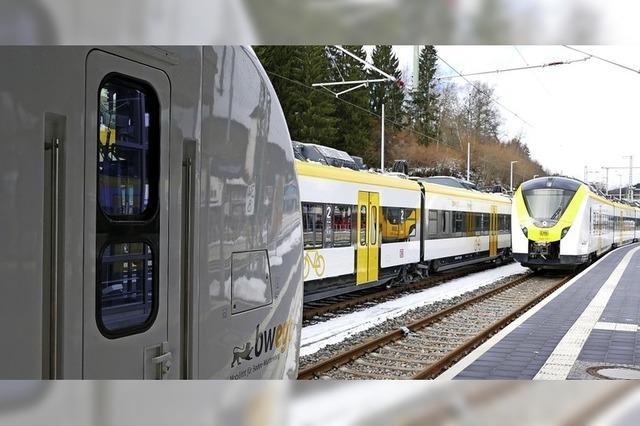 S-Bahnen auf Halde