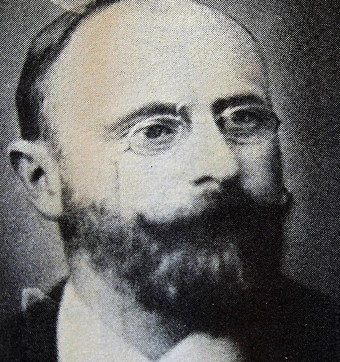 Otto Hüglin    Foto: Thomas Mutter