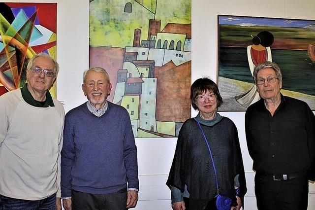 Künstlerische Vielfalt aus der Region