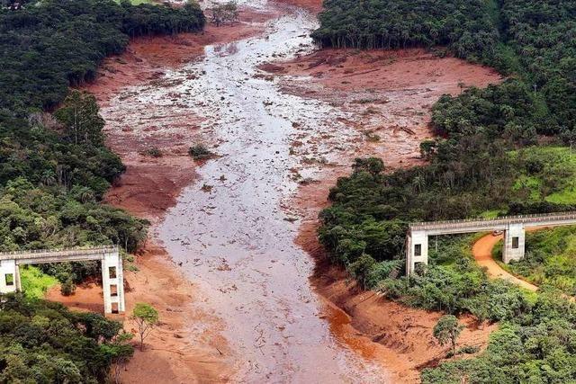 Brasiliens Justiz klagt TÜV-Süd-Mitarbeiter wegen Dammbruch an