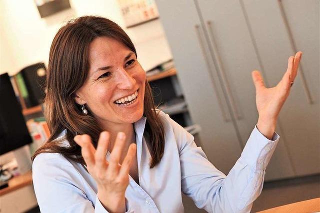 So hat Titisee-Neustadts Bürgermeisterin Meike Folkerts die ersten 100 Tage im Amt erlebt