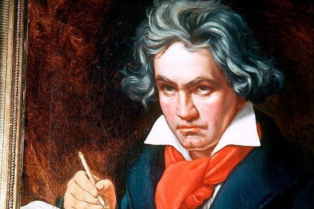 Wie ist ein tauber Mensch in der Lage, Meisterwerke zu komponieren?