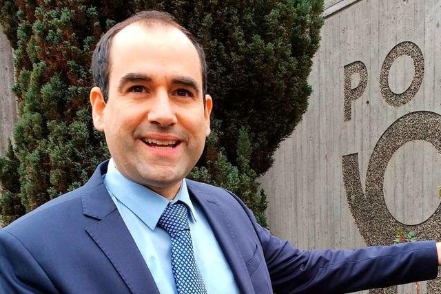 In Klettgau arbeitet der erste türkischstämmige Bürgermeister im Land