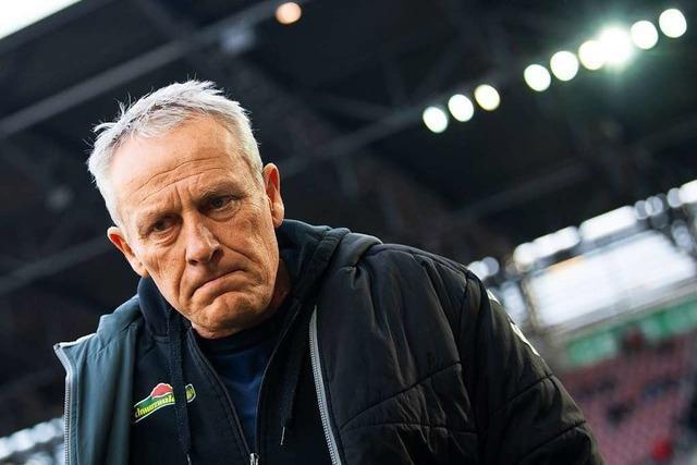 Fotos: Überlegene Freiburger belohnen sich in Augsburg nicht mit drei Punkten