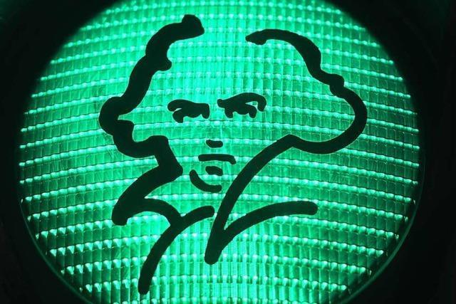 Beethoven – einer der ersten Künstler, die vergöttert wurden