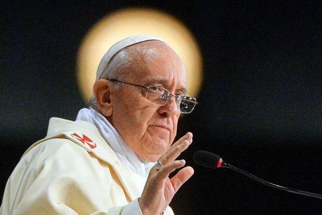 Der Papst enttäuscht die Erwartungen der Katholikinnen in Weil am Rhein