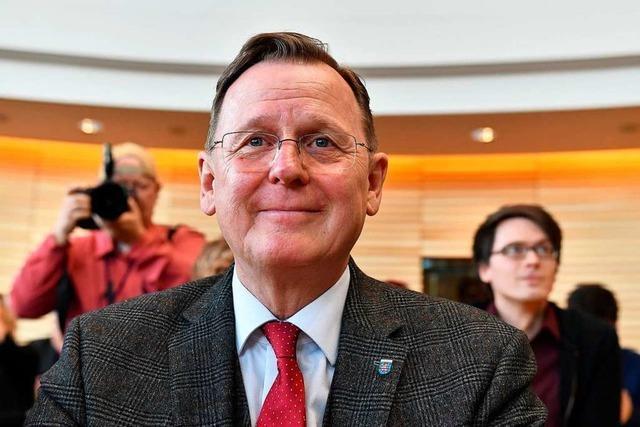 Ramelow ist zu Zugeständnissen an CDU bereit