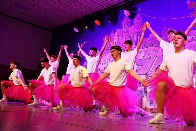 Fotos: Narrenzunft Breisach feierte an zwei Abenden