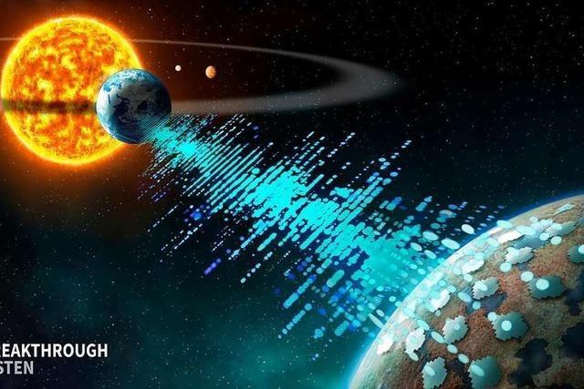 Forscher machen größten Lauschangriff auf Außerirdische öffentlich