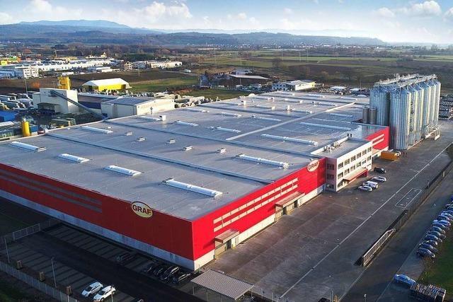 35 Millionen Euro teure Kunststoff-Recyclinganlage startet in Herbolzheim