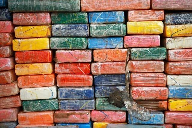Fast 6 Tonnen Kokain in Costa Rica beschlagnahmt