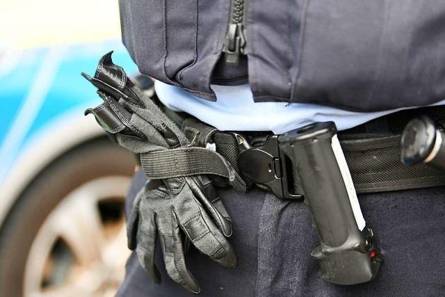 Polizei nimmt psychisch verwirrten Mann in der City fest
