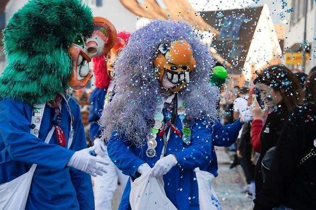 Fotos: Jubiläumsumzug der Gesalzenen in Buggingen