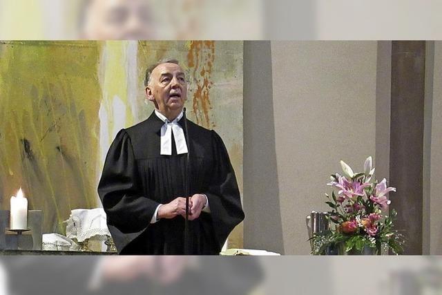 Auch Katholiken von der Dialekt-Predigt angetan