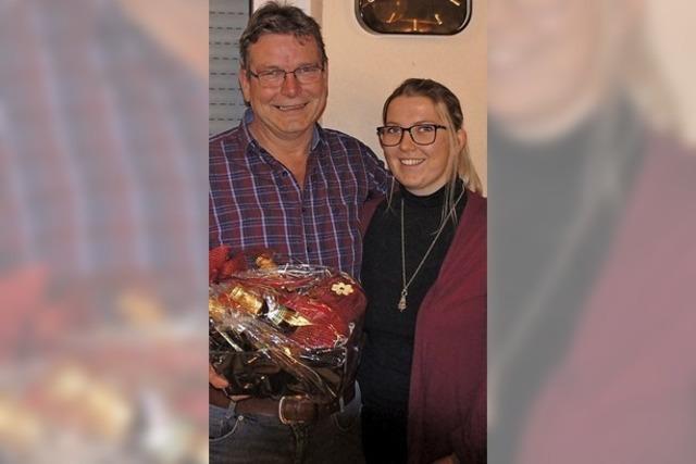 Sandra Grimm übernimmt die Führung vom Vater