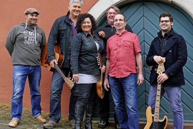 Die Coverband Convoy spielt im Löwen Ichenheim