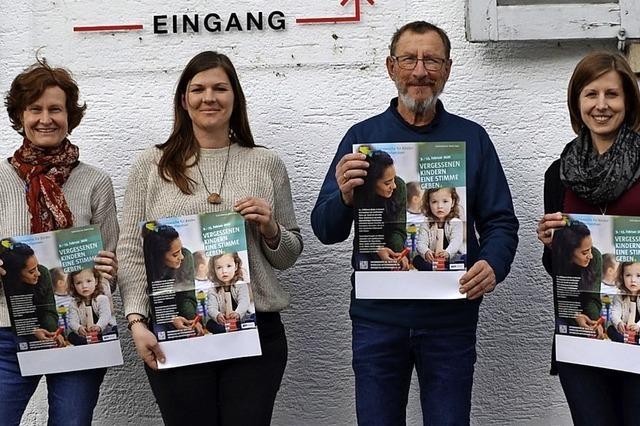 Eine Stimme für die vergessenen Kinder