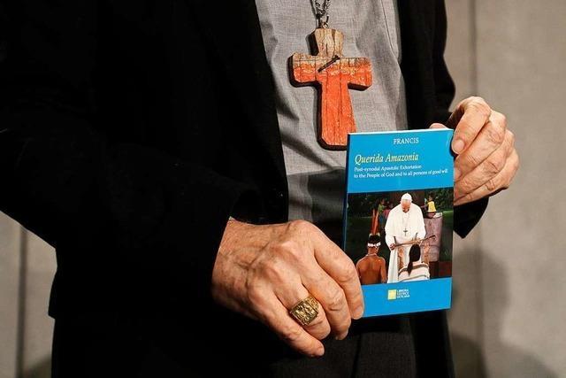 Freiburger Diözesanrat zeigt sich irritiert über die Worte des Papstes