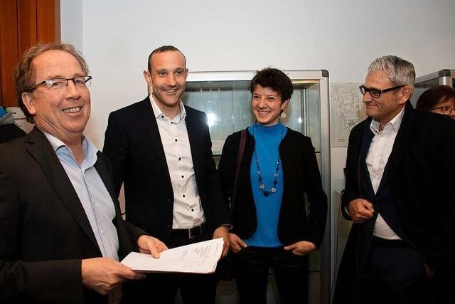 Heitersheim will Christoph Zachow als neuen Bürgermeister