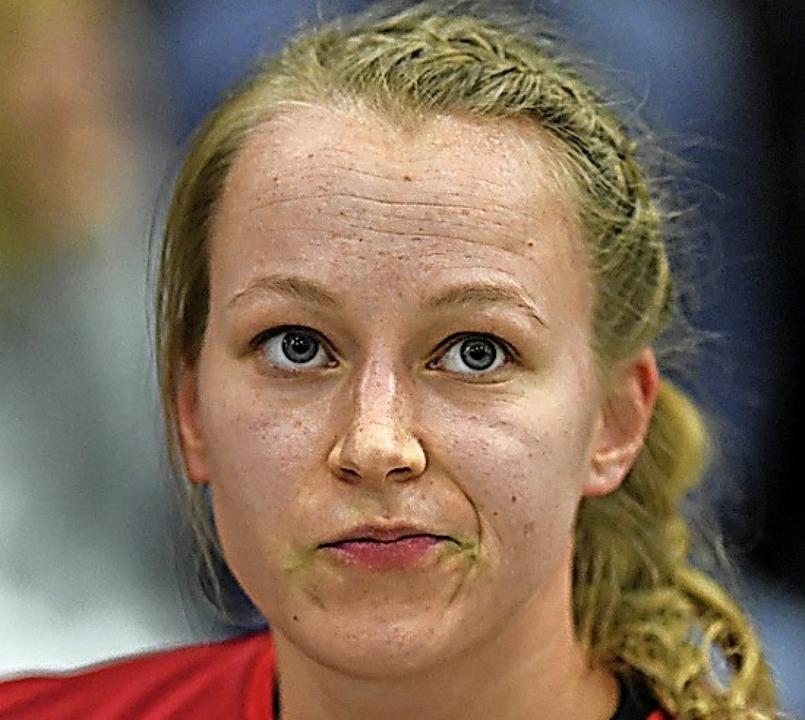 Warf sechs Tore: Simone Falk  | Foto: Patrick Seeger