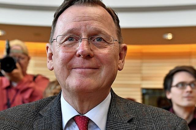 Bodo Ramelow geht weiter auf die CDU zu