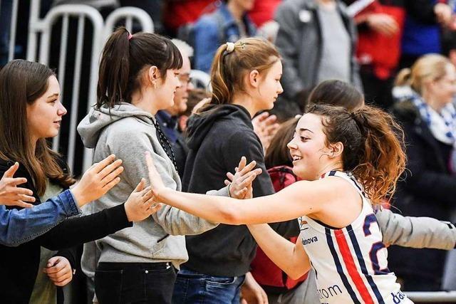 Freiburgs Korbjägerinnen flattern in die Playoffs