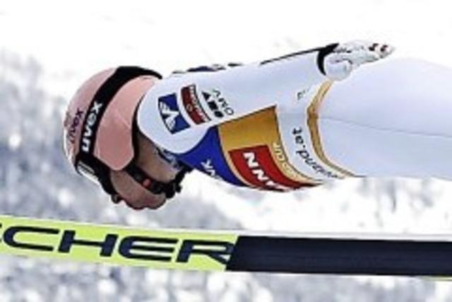 Skiflug-Wirrwarr am Kulm