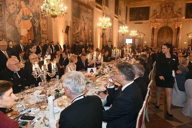 Deutsches Kleinklein bei Münchner Sicherheitskonferenz