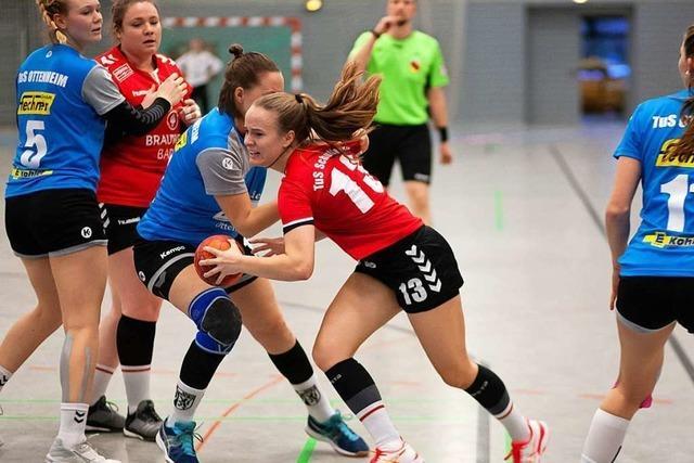 Der TuS Ottenheim verliert beim Aufsteiger TuS Schutterwald