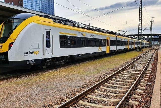 Trotz neuen Fahrplans kommt es bei der Breisgau-S-Bahn zu Verspätungen