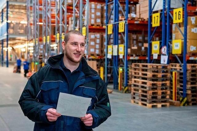 Logistikkaufleute organisieren unseren Alltag