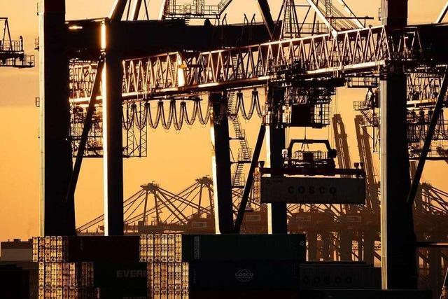 Logistikbranche mit 2 Prozent im Plus
