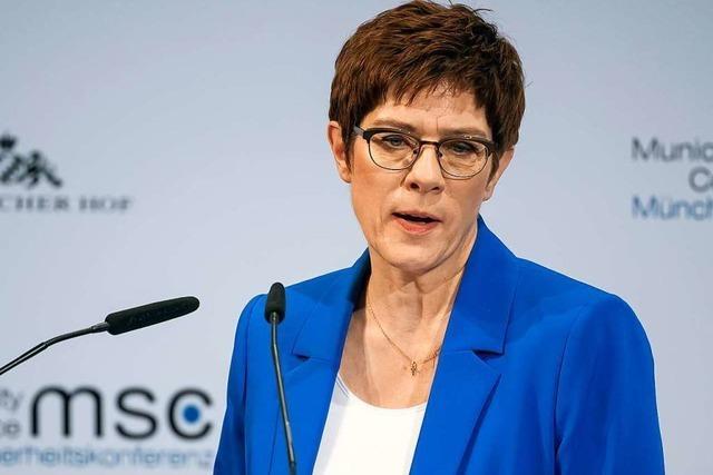 Was denkt die CDU im Dreisamtal über den Rückzug von AKK?