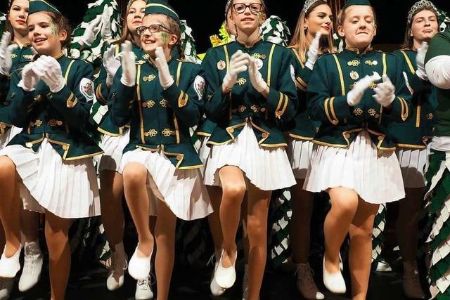 Die Herbolzheimer Karnevalsgesellschaft feiert sportlich