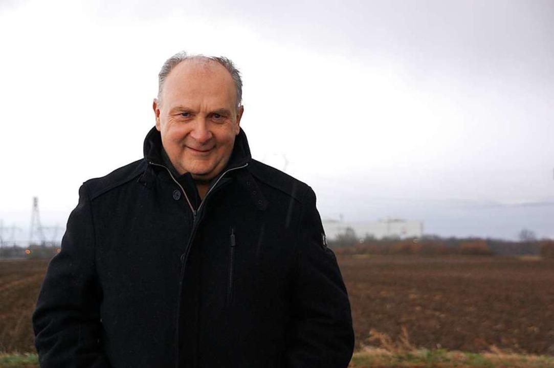 Claude Brender fürchtet um Gewerbesteu...tze in seiner 2300-Einwohner-Gemeinde.    Foto: Bärbel Nückles
