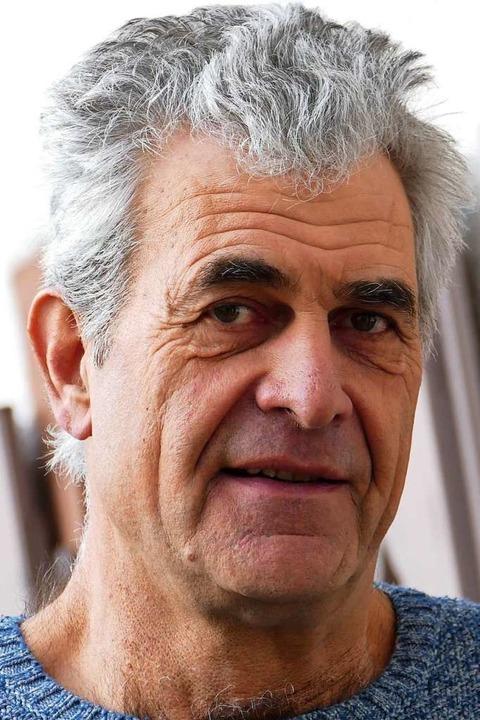 Helmut Ressel stellte die Lebenshilfe bei Pluspunkt Zeit vor.  | Foto: Martina David-Wenk