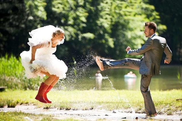 Green Wedding: So heiratet ihr nachhaltig und fair