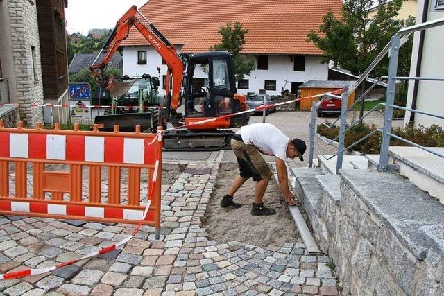 Grafenhausen erhält Förderpreis