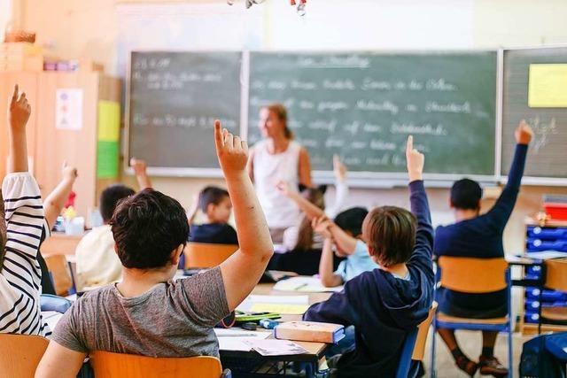 3000 Grundschullehrer beklagen Überlastung und Lehrermangel