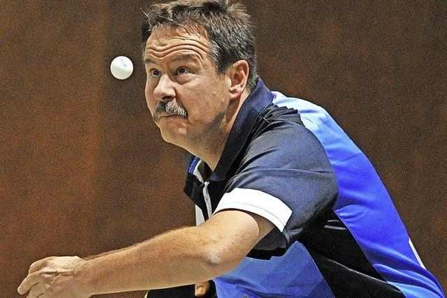 Tischtennisfreunde gewinnen Stadtduell