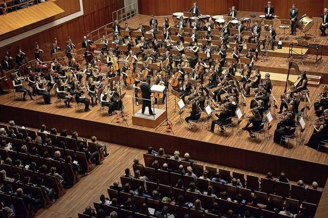 Das KHG-Orchester spielt sein Semesterabschlusskonzert im Konzerthaus