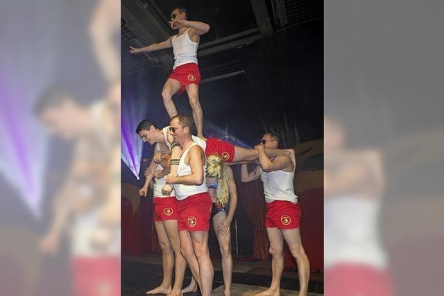 Akrobatische Fasnacht