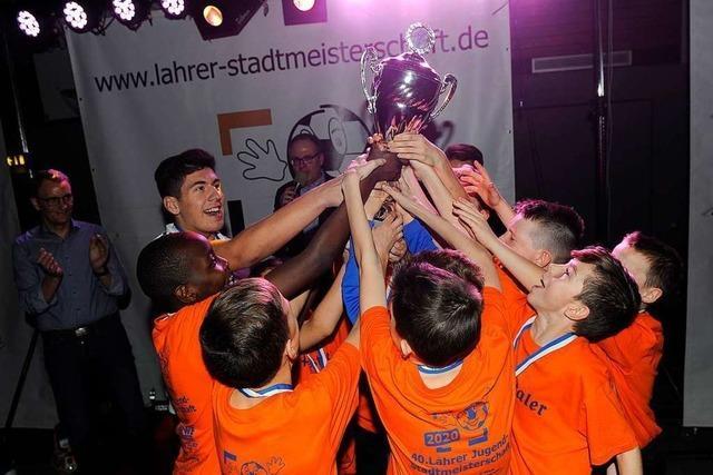 Die 40. Jugendstadtmeisterschaft erfüllt alle Erwartungen
