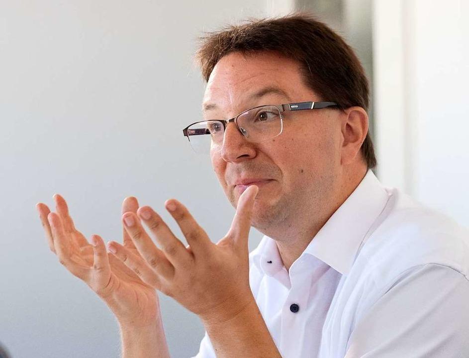 Michael Blume  | Foto: Bernd Weissbrod (dpa)