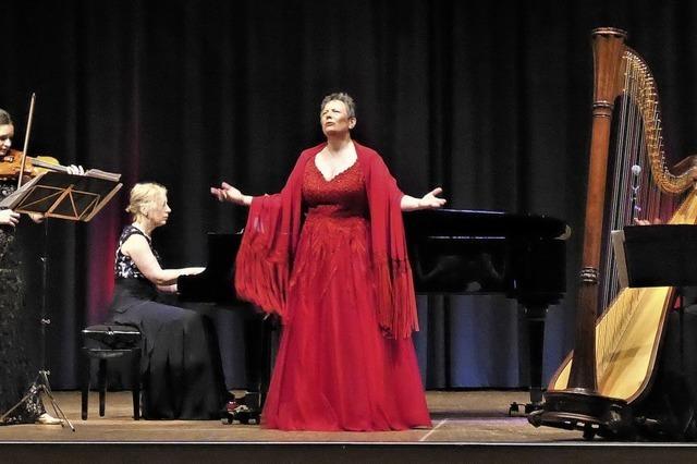 Preziosen aus Oper und Operette charmant dargeboten